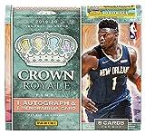 2019/20 Panini Crown Royale NBA Basketball HOBBY box (8 cards)