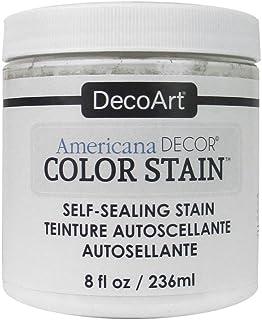Deco Art Americana Decor Color Manchas 8oz-White, Otros, Multicolor
