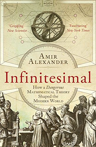 Price comparison product image Infinitesimal: How a Dangerous Mathematical Theory Shaped the Modern World