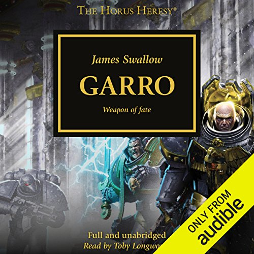 Garro cover art