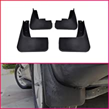 Maite Car Front and Rear Mud Flaps Splash Guards Fender Mudguard for Ford Focus MK4 ST Version 2018 2019 4Pcs