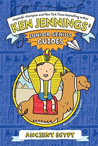 Ancient Egypt (Ken Jennings' Junior Genius Guides) (English Edition)