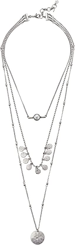 Lucky Brand - Lucky Layer Pearl Necklace