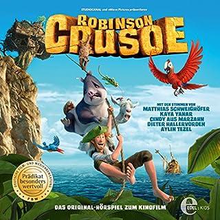 Robinson Crusoe: Das Original-Hörspiel zum Kinofilm Titelbild