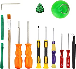 Triwing Screwdriver 13 in 1 Professional Full Security Screwdriver Game Bit Repair Tool Kit for Switch/Switch Lite/JoyCon,...