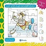 Las vocales divertidas - Libro puzle (Castellano - A PARTIR DE 3 AÑOS - LIBROS DIDÁCTICOS - Las divertidas aventuras de las letras y los números)