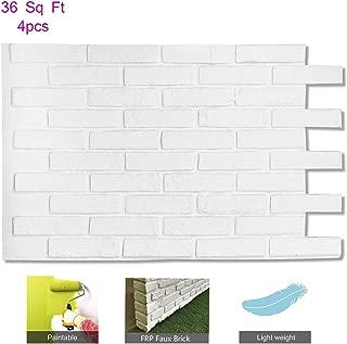 Best faux stone veneer wall panels Reviews
