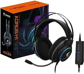 Gigabyte AORUS H1 Virtual 7.1 Channel Gaming Headset