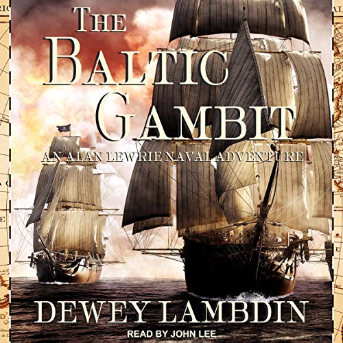 The Baltic Gambit audiobook cover art