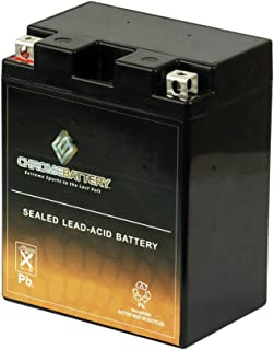 YB14A-A2 12V 190CCA AGM Replacement Battery