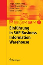 Einführung in SAP Business Information Warehouse (German Edition)