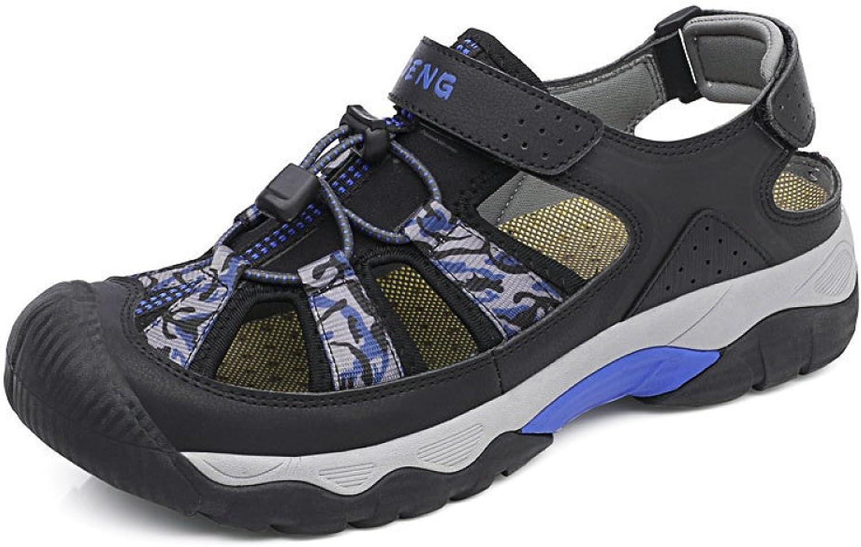 Summer sandals men's outdoor shoes Baotou sandals beach sandals