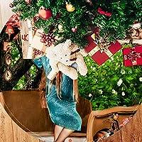 ツリースカート クリスマスツリースカート 女 きれい マルチ ホリデーデコレーション メリイクリスマス飾り 下敷物 可愛い 雰囲気 クリスマスパーティー 直径107cm