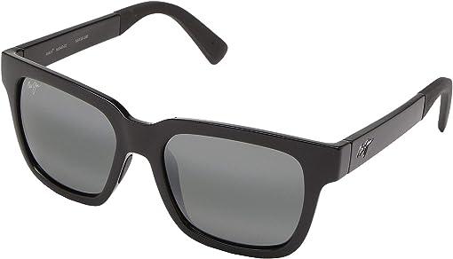 Gloss Black/Neutral Grey