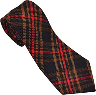 New Traditional Tartan Neckties, Check, Plaid in Different Tartans