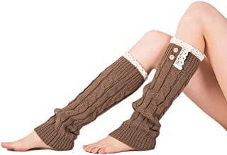 7dd751c28 Amazon.es: calentadores piernas mujer - TININNA