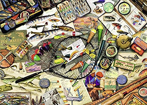 Pintura por Números Para Adultos Niños DIY Kit, Pescado seco con raqueta de bádminton Con Pinceles y Pinturas Lona Navidad Víspera de Todos los Santos Cumpleaños Decoración para el Hogar -40x50cm