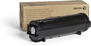 Xerox Genuine VersaLink B600/B605/B610/B615 Black Standard Capacity Toner Cartridge (10,300 Pages) - 106R03940