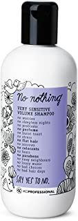 100% Vegan Volume Shampoo - Very Sensitive Hypoallergenic Shampoo Cleanses and Gives Volume to Thin Hair - Allergen Free, ...