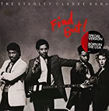 The Stanley Clarke Band - Find Out! - Epic - 26521, Epic - EPC 26521