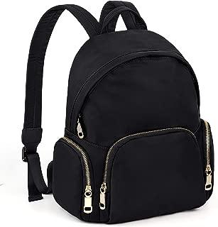 UTO Women Backpack Purse Waterproof Lightweight Nylon Girls Rucksack School College Bookbag Shoulder Purse