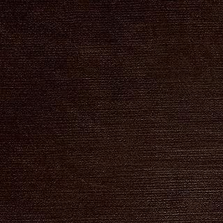 Richloom Fabrics Richloom Platinum Leto Velvet Espresso