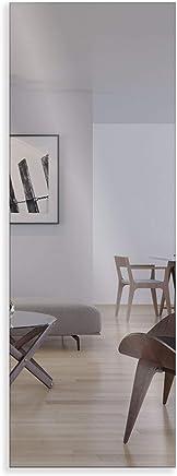 Artland Qualitatsspiegel I Wandspiegel 140 X 50 Cm Spiegel 5 Mm Dick Rahmenlos Mit Aufhangevorrichtung B8JP