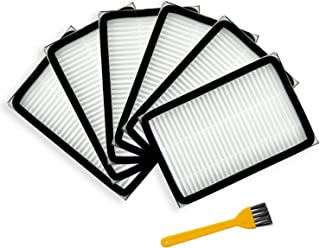 Yours 6-Pack HEPA Vacuum Filter Compatible with Kenmore 86880, EF-2 and Also Compatible with Panasonic MC-V194H