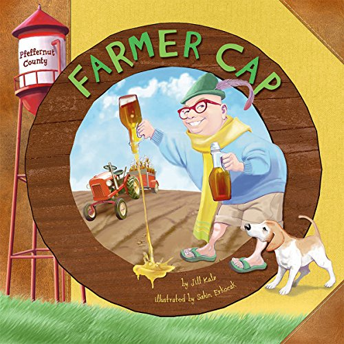 Farmer Cap audiobook cover art