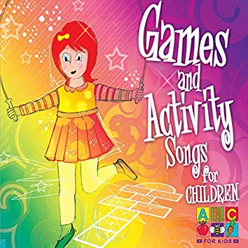 Games And Activity Songs For Children