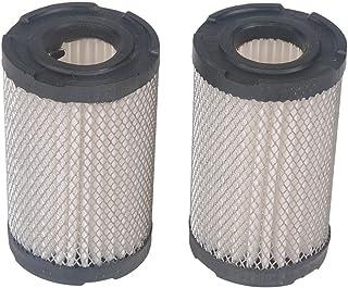 Beehive Filter Pack de 2 filtros de aire para Tecumseh 35066 y Sears 63087a Reemplazar Oregon 30-301