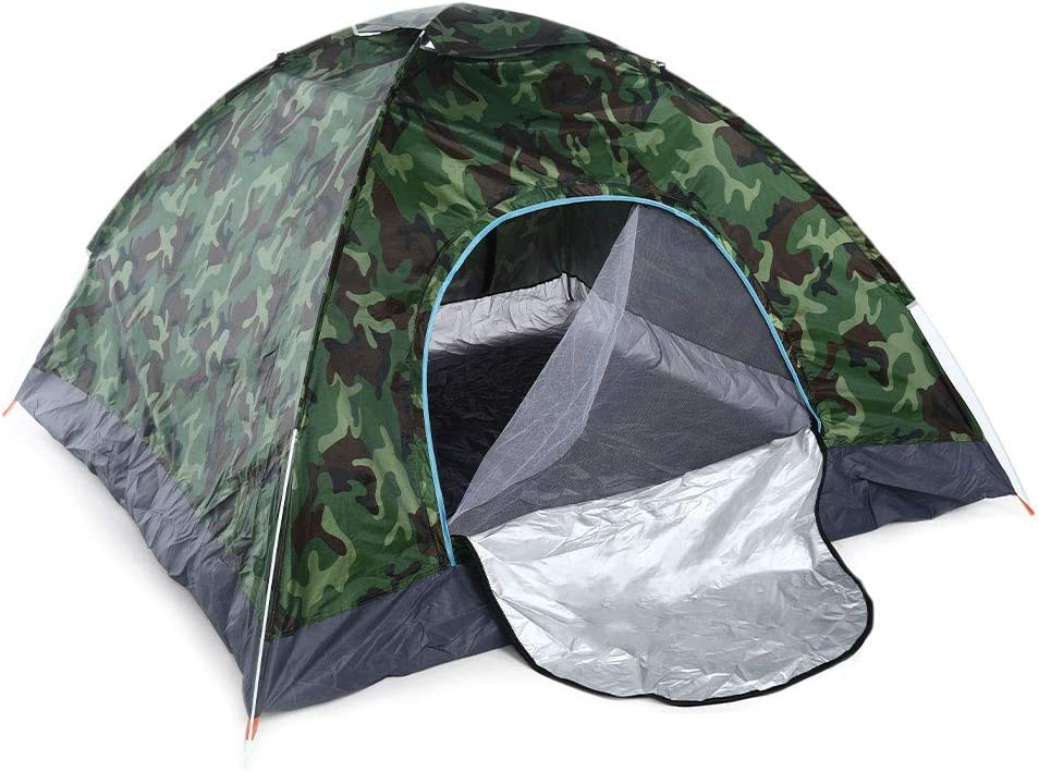 WUQIAN Instant Tent Pop Ranking TOP17 Up with Easy Bag Carrying Te Max 49% OFF Set