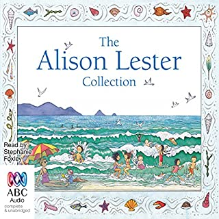 The Alison Lester Collection cover art
