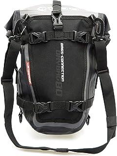SW MOTECH Drybag 80 Hecktasche 8L, Grau/Schwarz, Wasserdicht