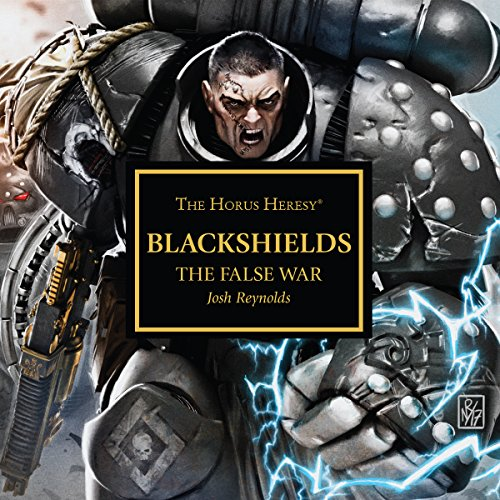 Blackshields: The False War cover art