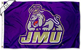 College Flags & Banners Co. James Madison Dukes 2x3 Foot Flag