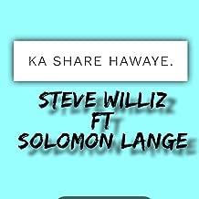 Ka share hawaye.