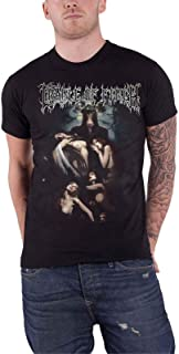 T Shirt Hammer of The Witches Band Logo Official Mens Black