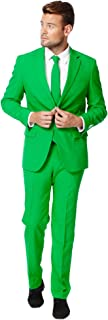 OppoSuits Men's Evergreen Party Costume Suit
