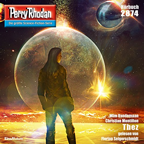 Thez (Perry Rhodan 2874) Titelbild