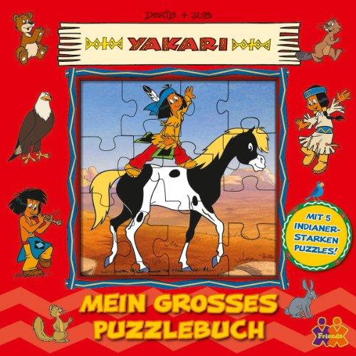 Yakari: Mein großes Puzzlebuch