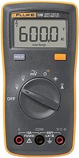 FLUKE-106 Palm-Sized Digital Multimeter