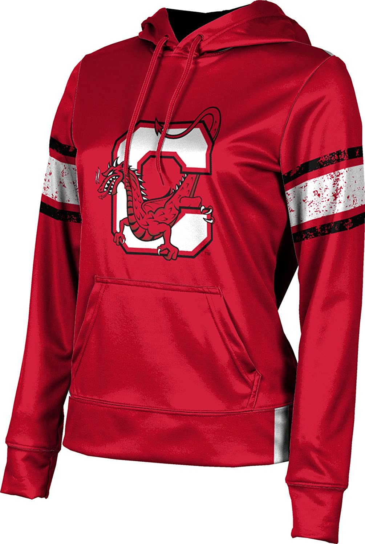 State University of New York College at Cortland Girls' Pullover Hoodie, School Spirit Sweatshirt (End Zone)