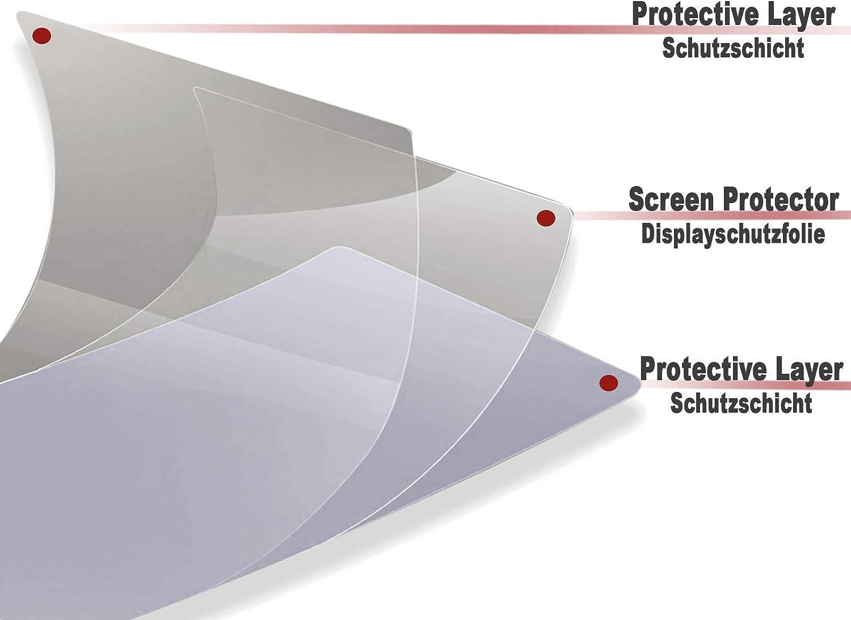 Lot de 2 films de protection d/écran pour tachym/ètre Yamaha MT-07//700 Tracer Verre blind/é