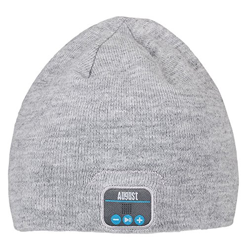 August EPA20 Bonnet Bluetooth Homme...