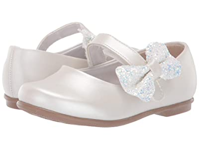 Kid Express Elodie (Toddler) (Pearl Combo) Girls Shoes