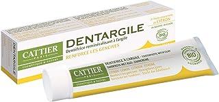 Cattier Dentargile Lemon - Strengthens Gums - 75Ml