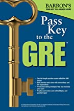 Pass Key to the GRE, 8th Edition (Barron's Pass Key)