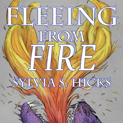 Fleeing from Fire audiobook cover art