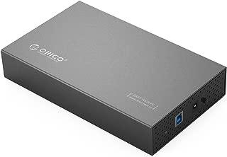 ORICO 3.5 Hard Drive Enclosure SATA to USB 3.0 for 3.5